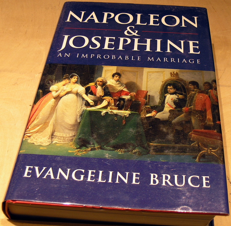 Image for Napoleon and Josephine: An Improbable Marriage