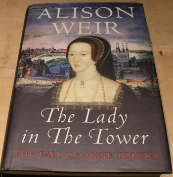 Image for The Lady in the Tower: The Fall of Anne Boleyn