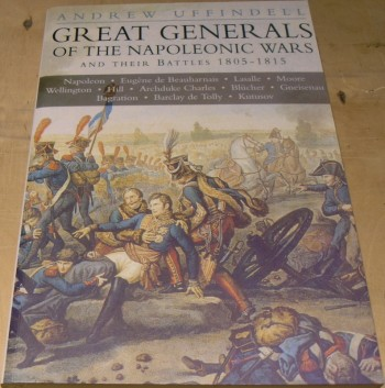 Image for Great Generals of the Napoleonic Wars