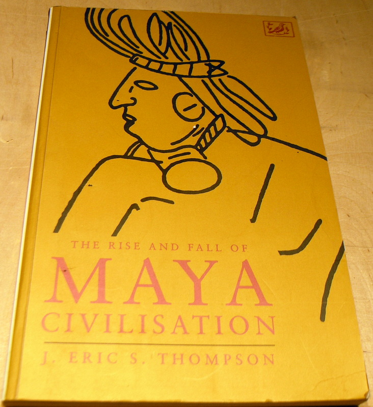 Image for The Rise and Fall of Maya Civilisation