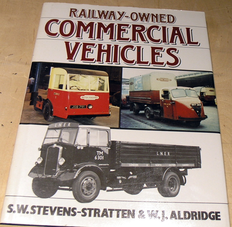Image for Railway Owned Commercial Vehicles