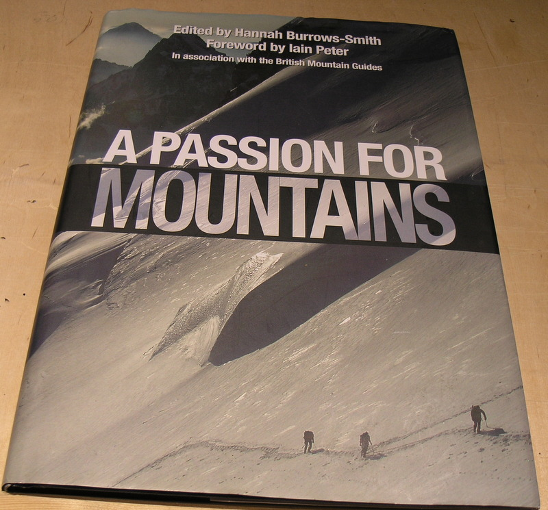 Image for A Passion for Mountains