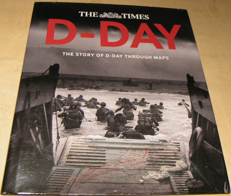 Image for D-Day; The story of D-Day  through Maps.