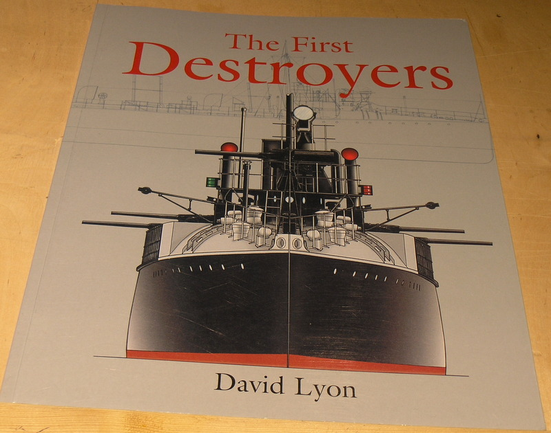 Image for The First Destroyers