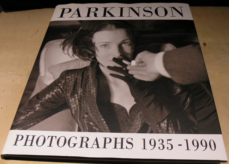 Image for Parkinson Photographs, 1935-1990