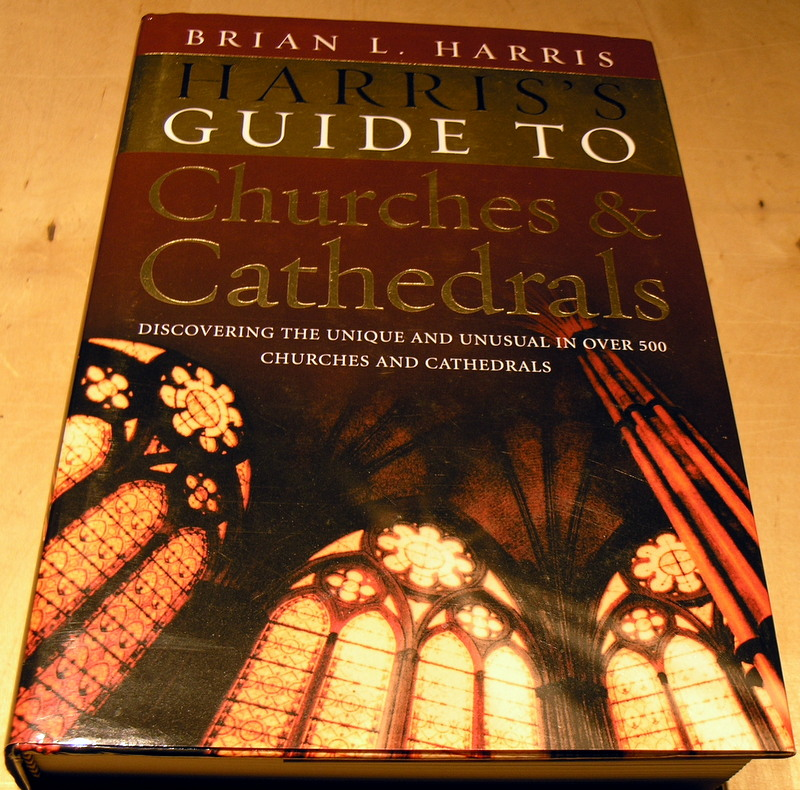 Image for Harris's Guide to Churches and Cathedrals