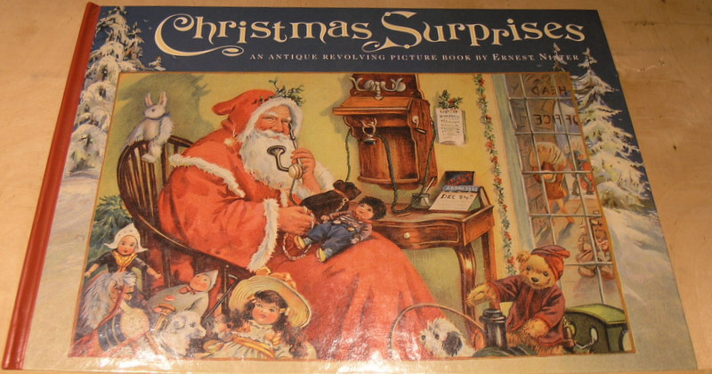 Image for Christmas Surprises. An Antique Revolving Picture Book