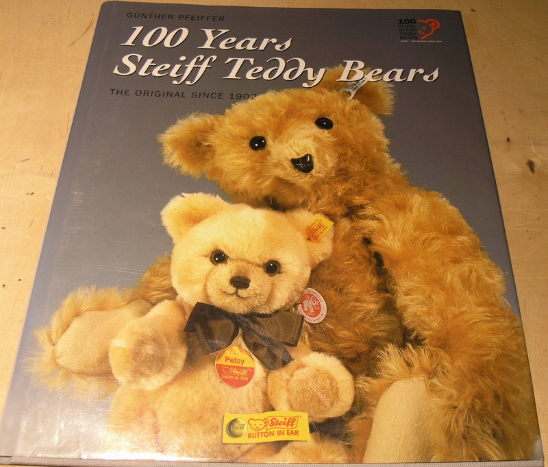 Image for 100 years Steiff Teddy Bears: The Original since 1902