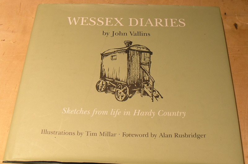 Image for Wessex Diaries: Sketches from the Life in Hardy Country
