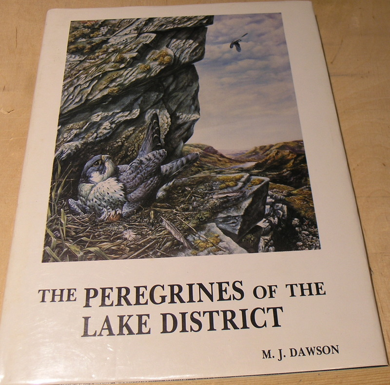 Image for The Peregrines of the Lake District (Caliologist Series No. 4 )