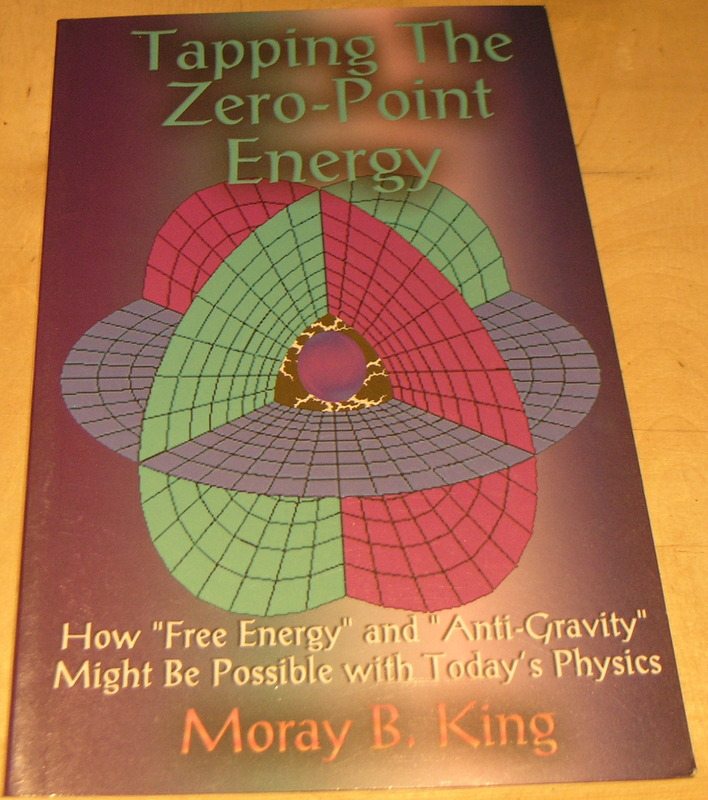 Image for Tapping the Zero Point Energy