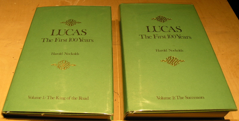 Image for Lucas: The First 100 Years Volume 1 The King of the Road and Volume 2 The Successors