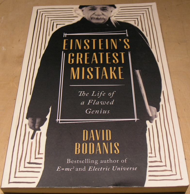 Image for Einstein's Greatest Mistake: The Life of a Flawed Genius