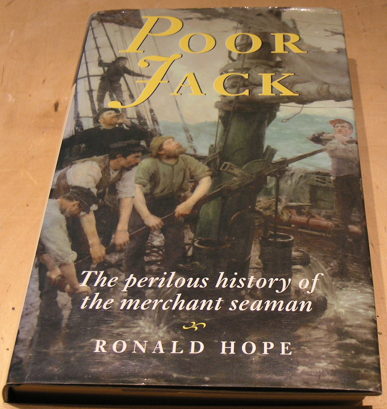 Image for Poor Jack: The Perilous History of the Merchant Seaman