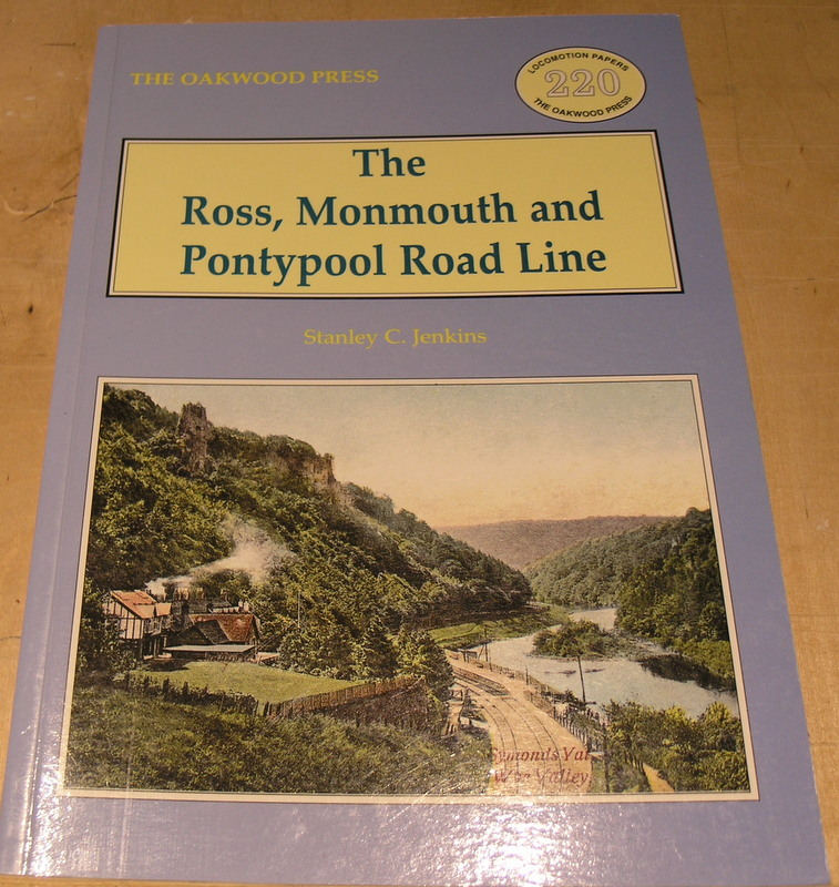 Image for The Ross Monmouth and Pontypool Road Line (Locomotion Papers)