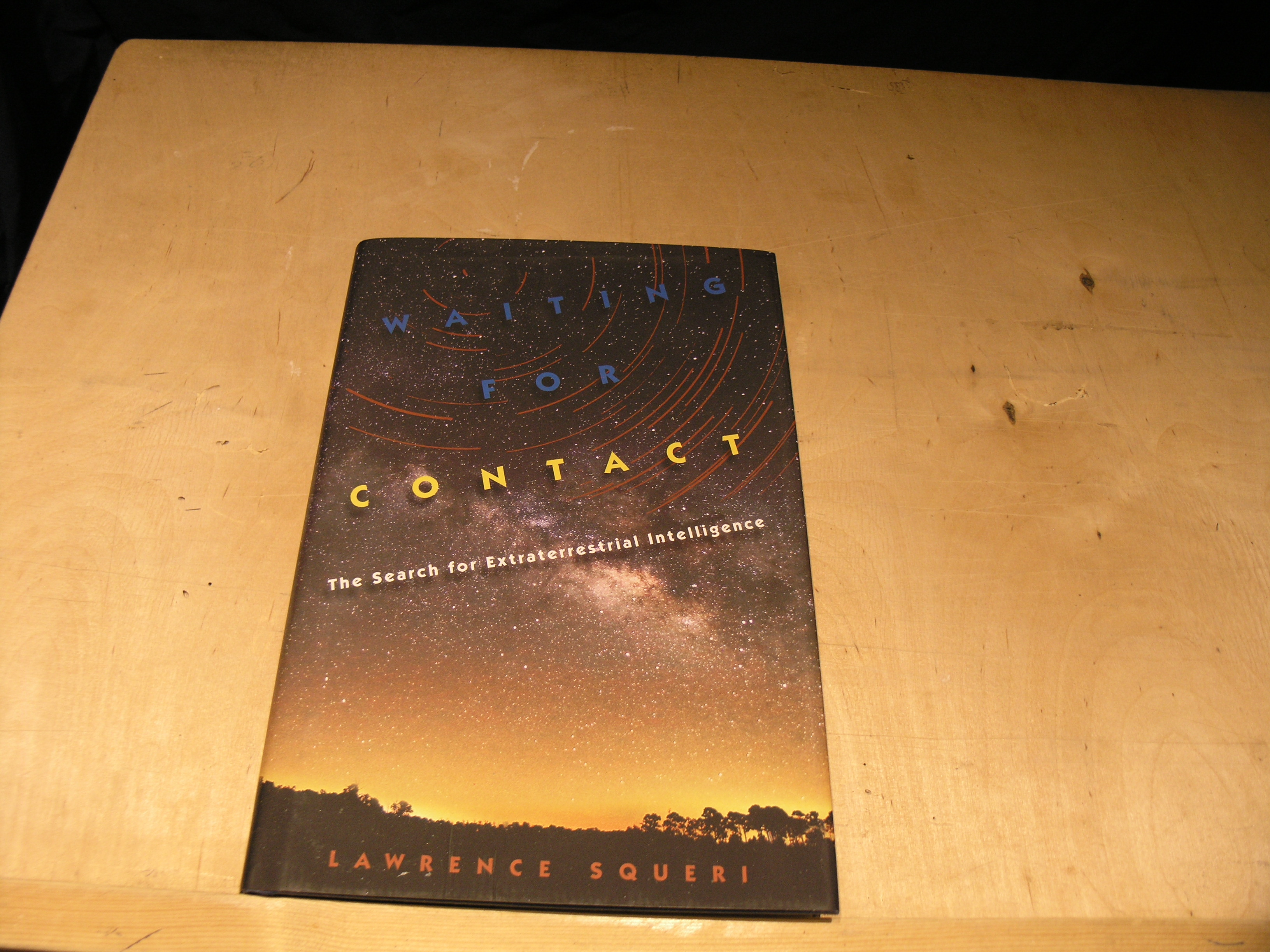 Image for Waiting for Contact: The Search for Extraterrestrial Intelligence