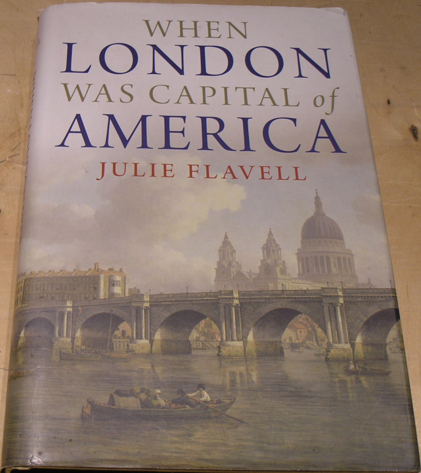 Image for When London Was Capital of America