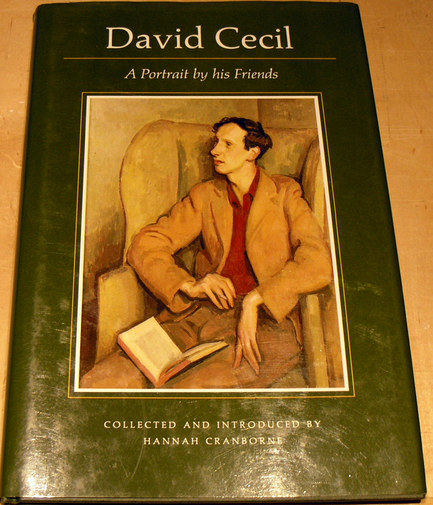 Image for David Cecil: A portrait by his friends
