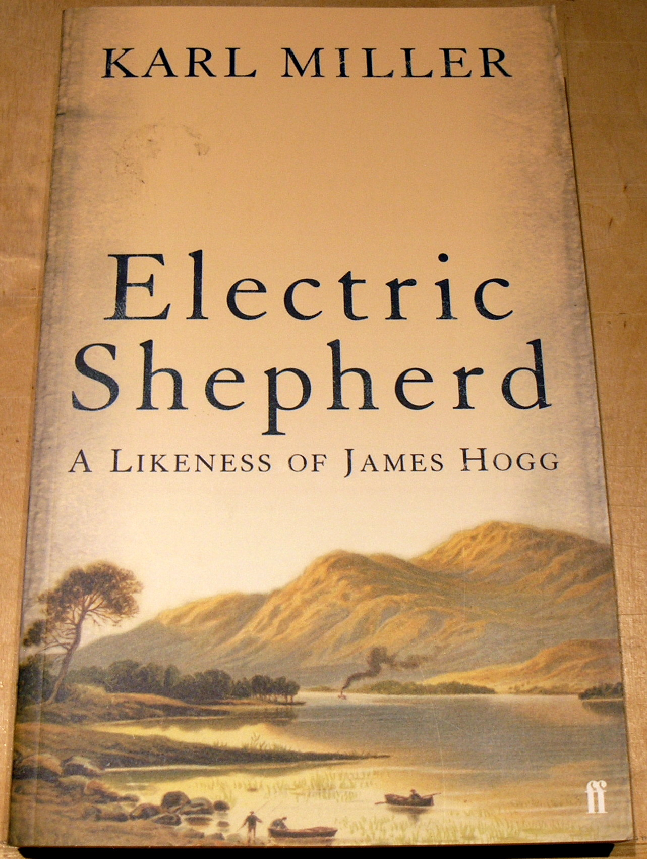 Image for Electric Shepherd: A Likeness of James Hogg